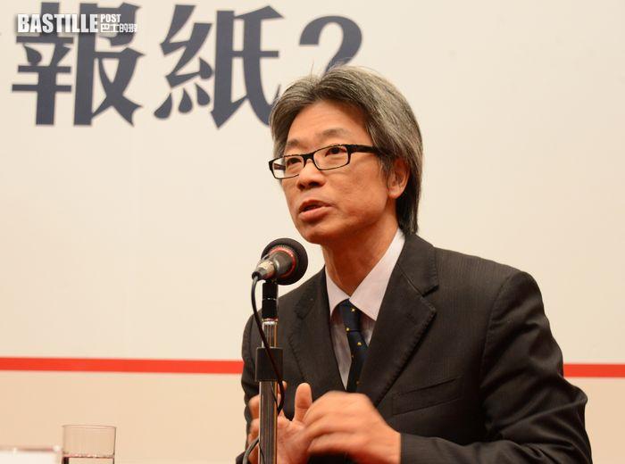 蕭世和出任TVB總經理