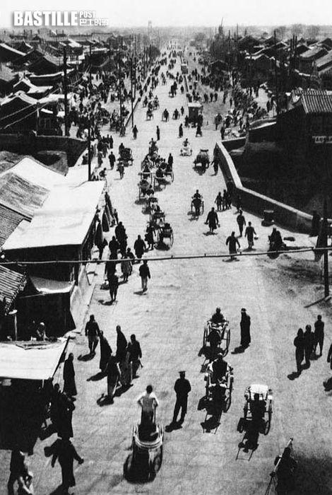 1900年的中國 (網上圖片)