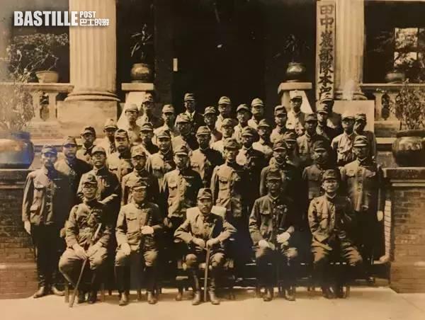 駐紮在廣州的8604部隊 (網上圖片)
