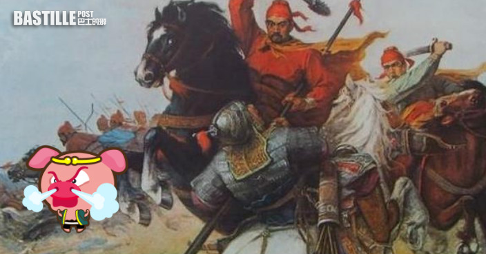 挑動黃河天下反韓山童元末率紅巾軍起義