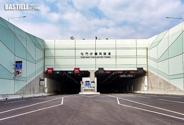 屯赤隧道周日將開通 運輸署:會密切留意交通情況