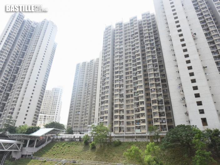 葵盛東邨一名外判清潔工人確診 為盛家樓住戶