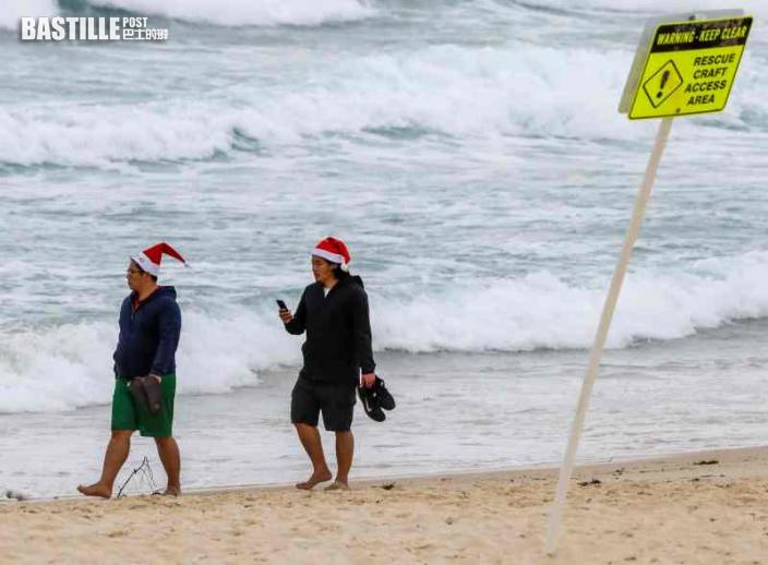 澳洲悉尼北部海灘區 延長封鎖措施