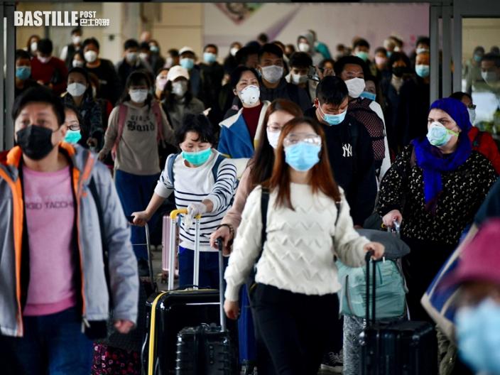 健康碼無期百港商闖關 北上內地經濟復甦「等唔切」