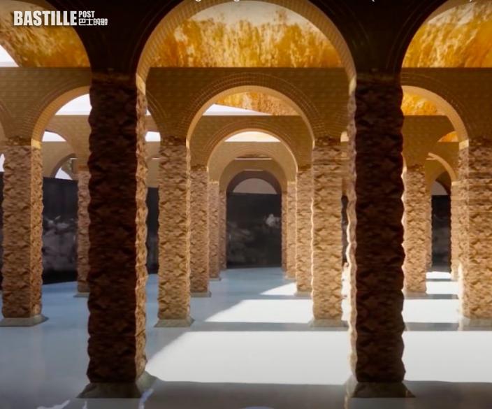 主教山配水庫現百年古蹟 建築師製3D動畫呈現內部全景