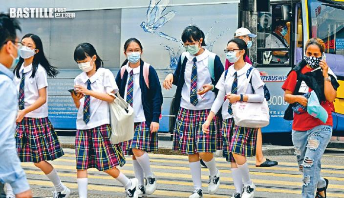 中學每日分兩節容許學生回校 校長稱安排彈性能回應學界實際需要