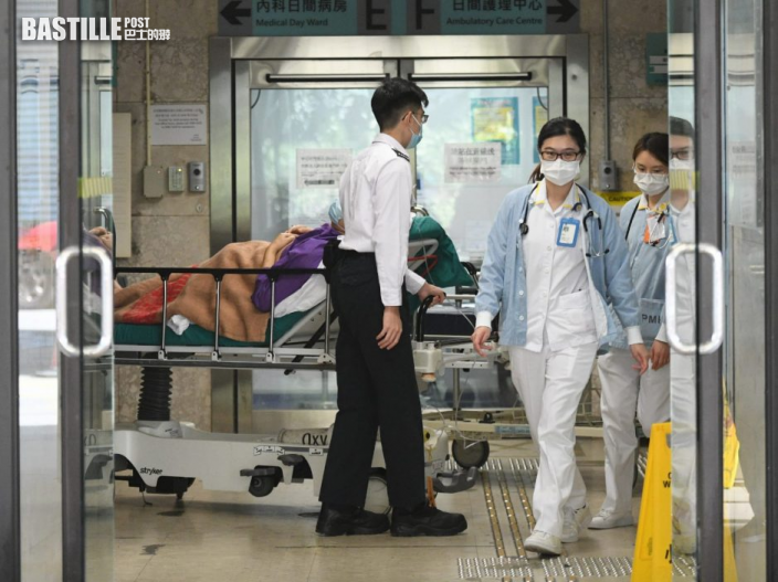 醫管局加強日間服務病人病毒篩查 職員每兩周檢測