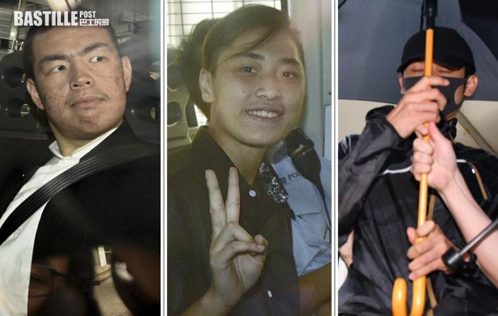 【環時記者遇襲】畢慧芬等3人暴動及襲擊罪成 官下午頒布刑期決定