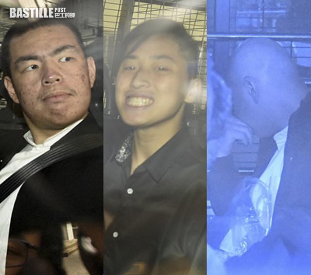 【環時記者遇襲】3人暴動及襲擊罪成 分別判囚4年3個月至5年半