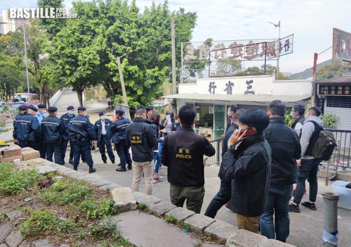 和合石村石廠命案 警拘捕13男女涉謀殺等