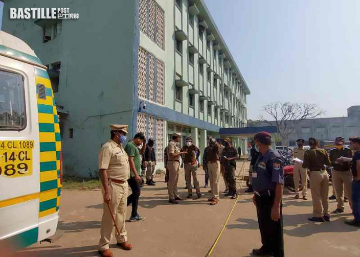 印度西部醫院大火 10名初生嬰葬身火海