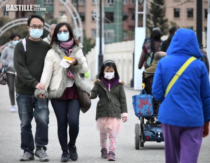 張竹君:社區有傳播 市民外出時有機會受感染