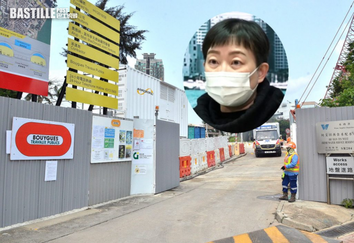 增59宗確診本月新高20宗不明 中九龍隧道地盤7工人染病需強制檢測