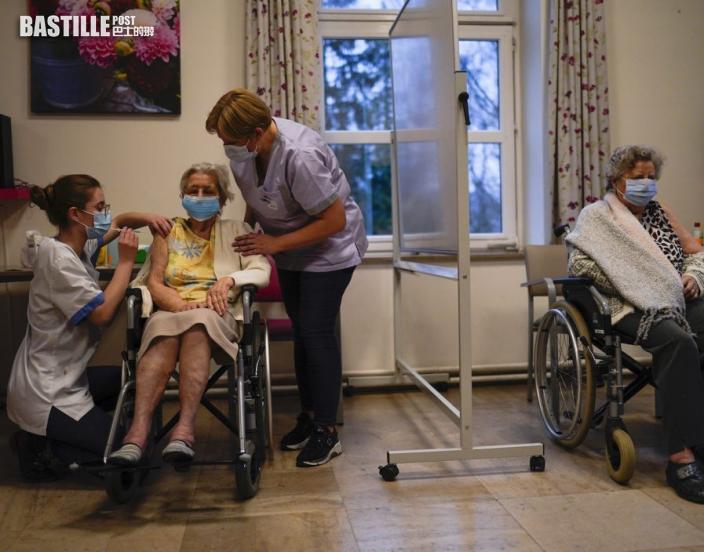 比利時染疫不治人數破兩萬 過半人死於安老院