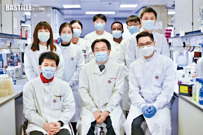 理大急增30化驗學位 補分子診斷缺口抗疫