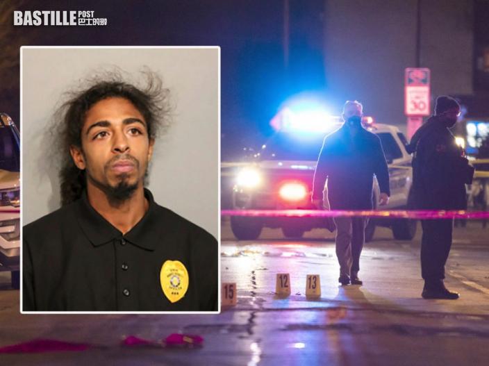 美國芝加哥連環槍擊案3死4傷 一名中國留學生身亡