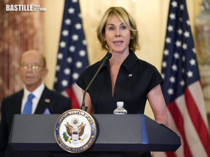 美國駐聯合國大使訪台行程包括與蔡英文會面