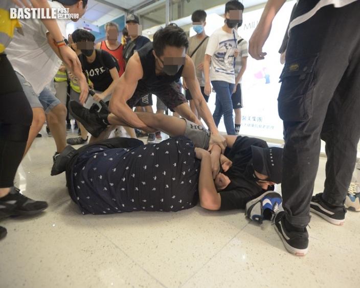 4男認淘大衝突非法集結罪傷人 官要求戴黃口罩律師及旁聽人士離庭