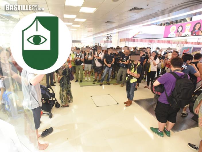 練錦鴻指記者站在衝突現場已涉暴動 記協表示對言論感到不安