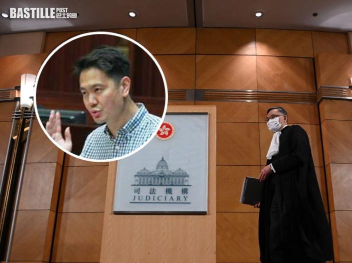 周浩鼎冀張舉能檢視現時投訴機制 會繼續建議設量刑委員會