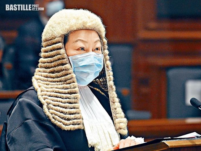 鄭若驊:對法官「起底」須遏止