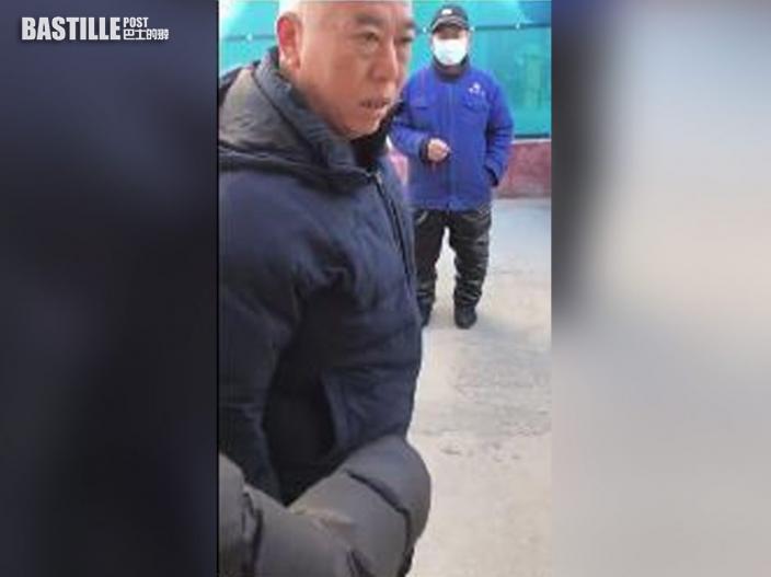 河北邢台男子違居家令毆打防疫人員被拘5日