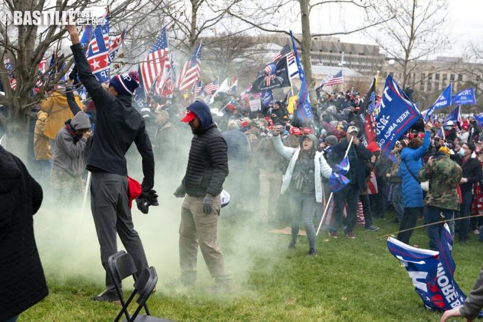 拜登下周三宣誓就職 FBI警告防範極右分子暴力華府加強保安