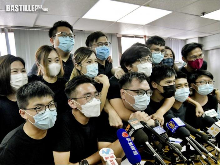 路透社:大拘捕只屬行動一部份 北京擬改變香港政治體制