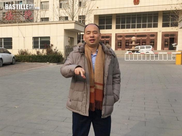 【潛逃台灣】盧思位聽證會明日舉行 今午被自稱司法人員圍堵