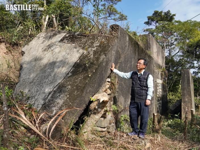 港府冷待研究報告 二戰遺址恐變廢墟