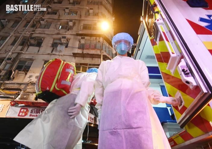 【確診大廈】佐敦變「疫區」單日新增18宗 新元朗中心3座6人染疫