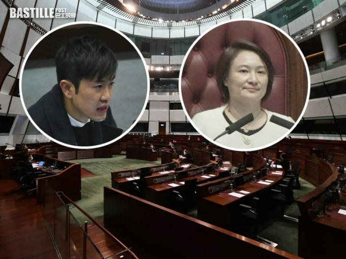 立法會部分委員會即日起以視像形式舉行 議員開會需開cam見樣