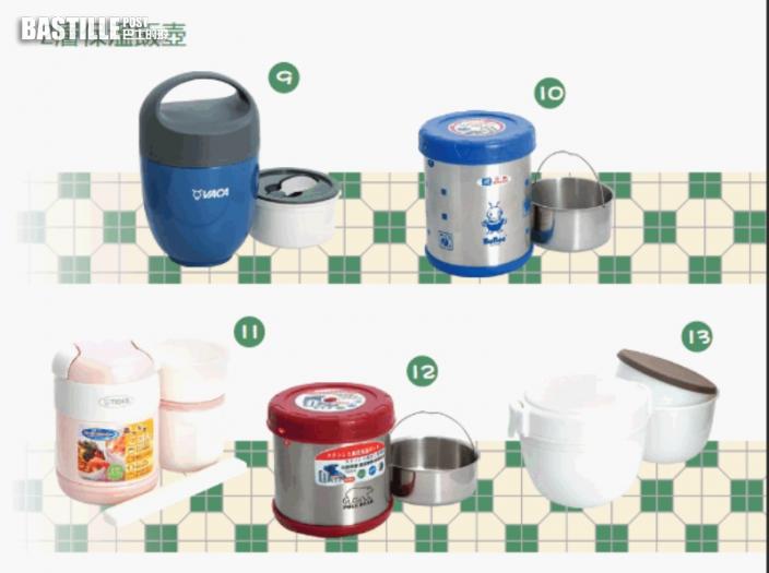 消委會:燜燒壺保温效能勝保温飯壺 2款6小時保温效能低於50℃