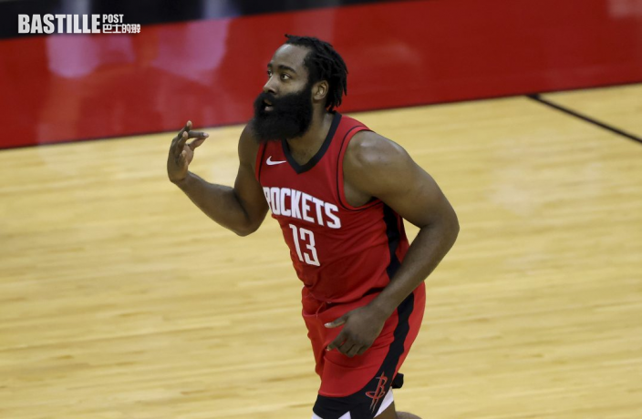 【NBA】重量級四方交易 哈登投籃網組三巨頭