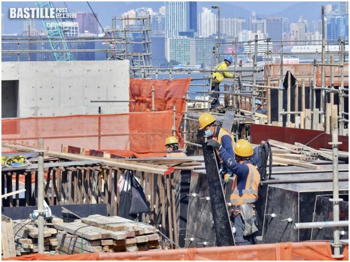 政府本月為全港建造業工地人員提供一次免費檢測