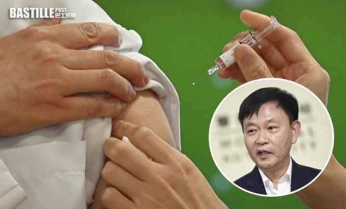 梁栢賢指已覓部分社區接種中心選址 營運時間或長達6個月