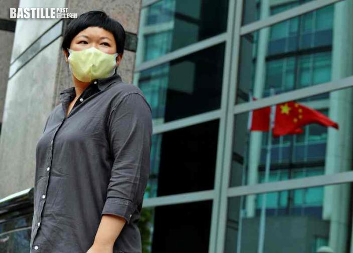 港台編導蔡玉玲被控虛假陳述案 排期3.24開審