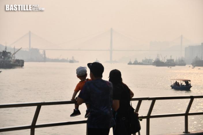 4區空氣污染達高水平