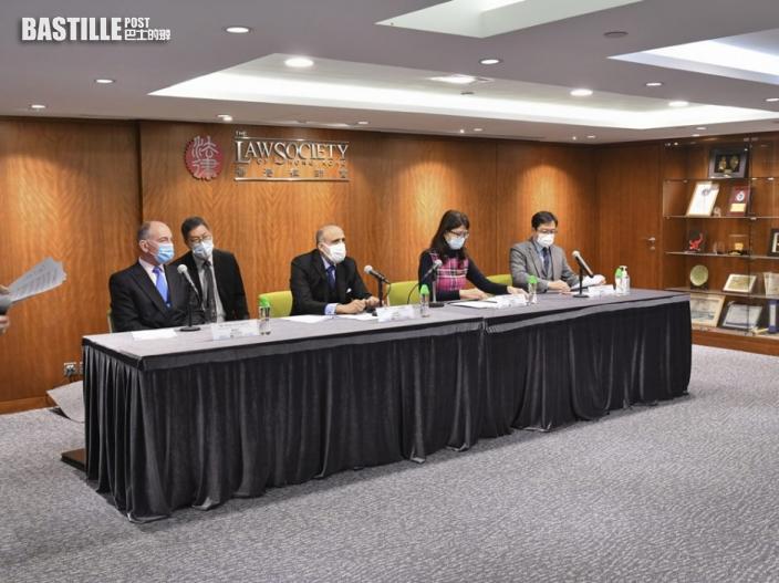 黃馮律師行員工遭欠薪 組織促律師會解封耀鴻賬戶支薪