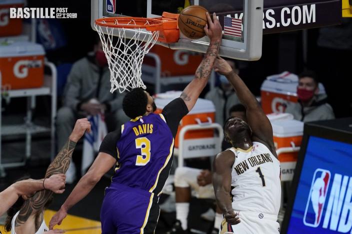 【NBA】湖人靠防守致勝 占士賽後大談防守方針