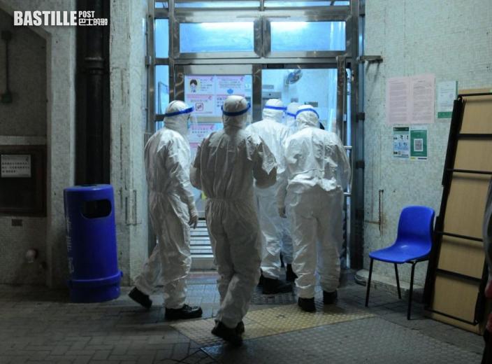 增56宗確診 峰華邨曉峰樓13樓以上13室住戶需檢疫