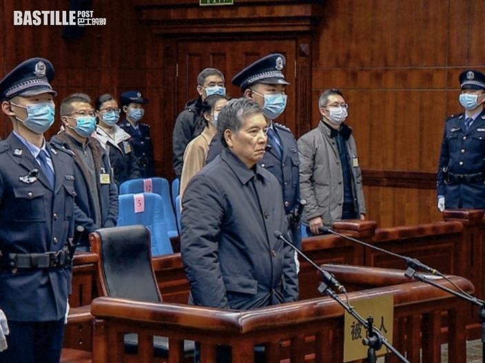 受賄近2400萬 秦光榮一審被判七年