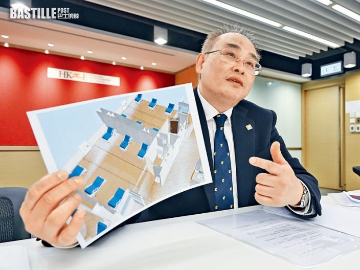 【專訪】源栢樑設計回風式排風抗疫 靈活隔離病房48小時變身