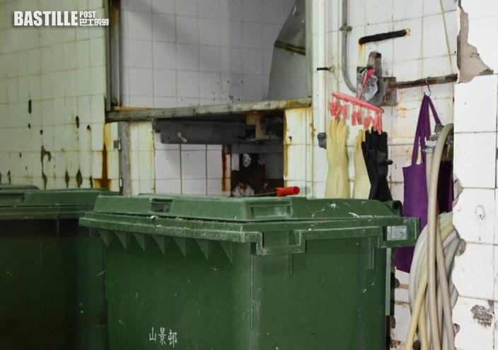 屯門男清潔工飛墮35層垃圾槽 送院搶救不治
