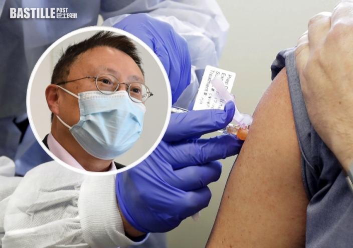 冀農曆年後開始接種疫苗 曾浩輝料每區每日約2000人接種