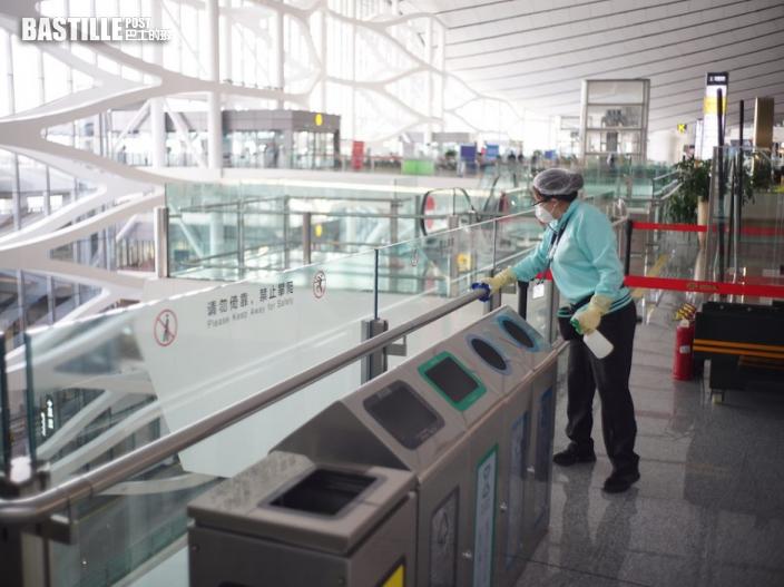 統一港人赴京核酸證明樣式 未能出示或未符規格者禁入境