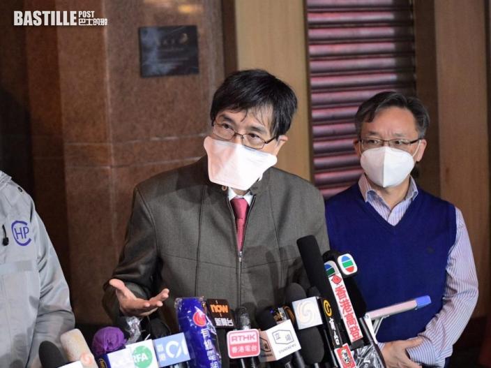 尼泊爾裔染疾居民曾2次檢測呈陰性 袁國勇:喉嚨拭子敏感度不夠高
