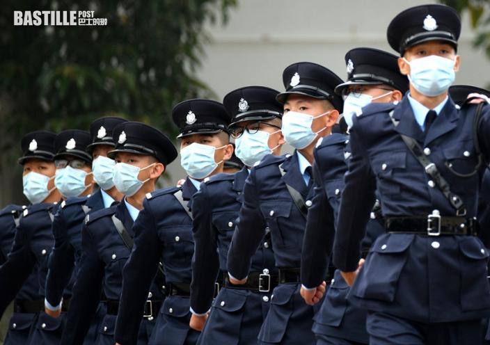 警察學院一名40歲男警員初步確診 緊密接觸同袍獲安排檢測