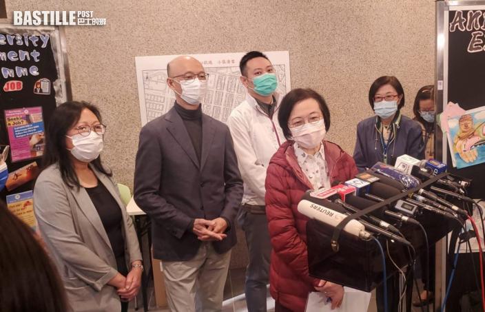 【爆疫一周年】佐敦四街禁足區內1萬人須檢測 設51採樣站
