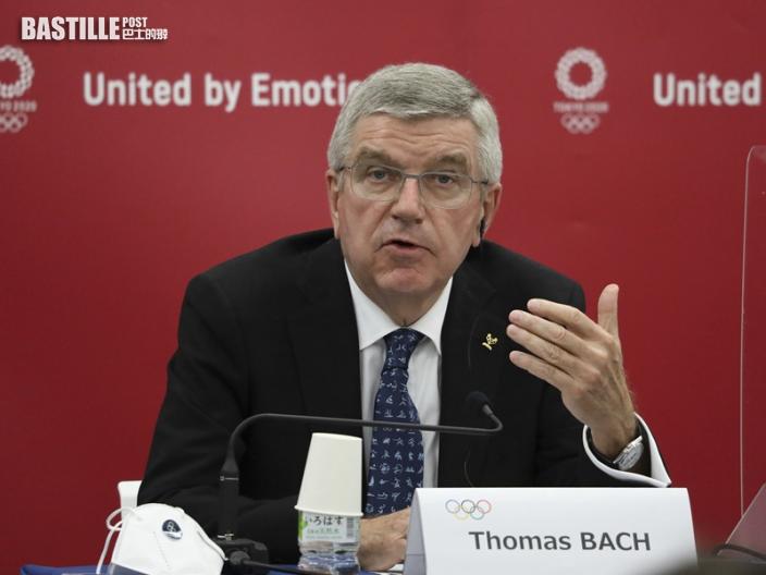 國際奧委會主席指有信東京奧運將如期舉行